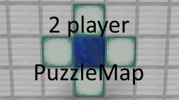 2 Player PuzzleMap Minecraft Map & Project