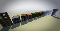 Mega Blocks Minecraft Map & Project