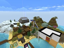 MCMiners Server Minecraft Map & Project