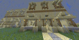 Egyption Houses Minecraft Map & Project