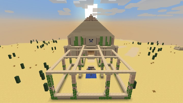 The Temple of Temple Thing