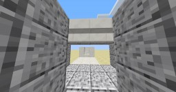 Jus' some holes. Minecraft Map & Project