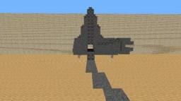 Korriban Sith Academy Minecraft Project