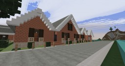 American Traditional House - CC [Cubed Creative] Minecraft Map & Project