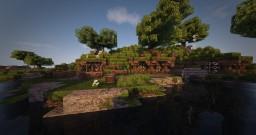 Manoran a hobbit settlement Minecraft Map & Project