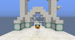 CloudJumps [Speedrun Map] Minecraft Project