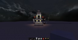 [Command Block]Piston Elevator Minecraft