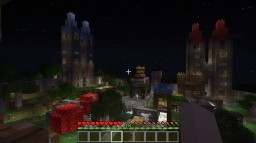 A nice survival city with no cheats Minecraft Project