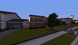 Decatur Village Minecraft