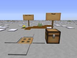 Underground Mansion Minecraft Map & Project