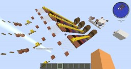 Zelmo- Lucky Block Staircase/ Escadona Lucky Block do Zelmo Minecraft Map & Project
