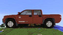 Holden Colorado Minecraft
