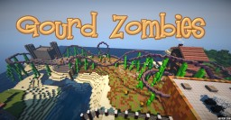 [Rollercoaster] Gourd Zombies [The Block Architecture] Minecraft