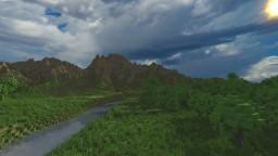 Arorra - landscape Minecraft