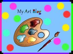 ~My Art Blog Minecraft Blog