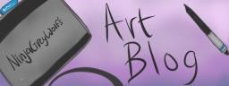 NinjaGreyWolf's Art Blog