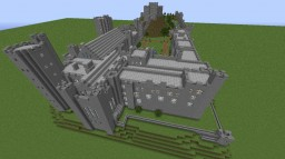 Arundel Castle Minecraft Map & Project