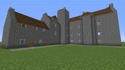 Auchans Castle Minecraft Map & Project