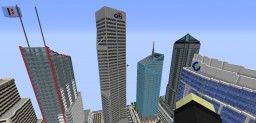 Bridgeport - Realistic City Project Minecraft Map & Project