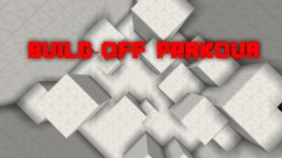 Build-off Parkour - Competitive Multiplayer Parkour Map Minecraft Project