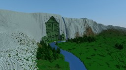 Erebor - The Lonely Mountain (Old) Minecraft Map & Project