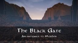 Minecraft - The Black Gate Minecraft Map & Project