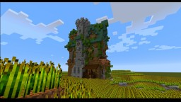 Medieval Fantasy farm house Minecraft Map & Project