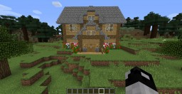 Hunter's Retreat Minecraft Map & Project