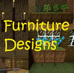 Time for furniture Minecraft Blog Post