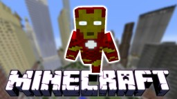 Ironman in Vanilla Minecraft Minecraft Map & Project