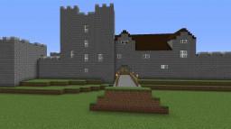 Ludlow Castle Minecraft Map & Project