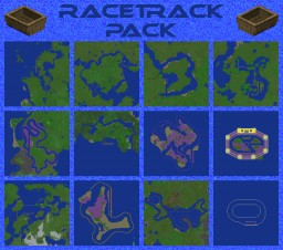 Racetrack Pack Minecraft Map & Project