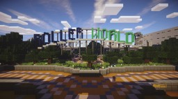RollerWorld 2 [1.8] Theme Park (Discontinued) Minecraft Project