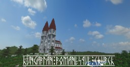 Hungarian romanesque church Minecraft Map & Project