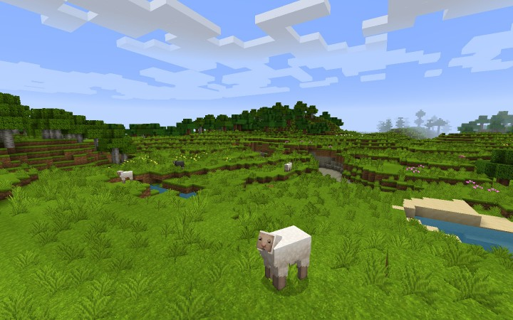 screenfields8851090 [1.9.4/1.8.9] [32x] A Brush More Colour Texture Pack Download