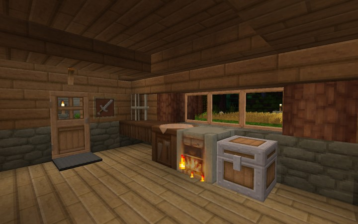 screeninterior8851091 [1.9.4/1.8.9] [32x] A Brush More Colour Texture Pack Download