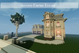 Second Empire Estate | #400 | WoK Minecraft