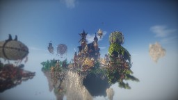 CreaTruth Main Spawn Minecraft Project