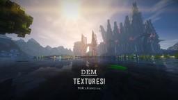 DEM Textures! 1.8 128x