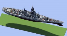 Ultimate battle ship Minecraft Map & Project