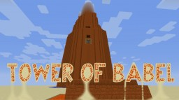 Tower of Babel Minecraft Project