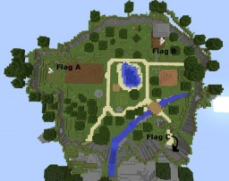 Conquest mode in Vanilla Minecraft