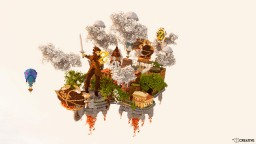 Zamble Hub - Octovon Minecraft Project