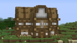 Themeless House Minecraft Project