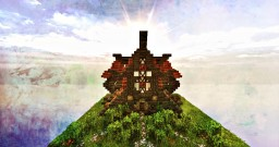 Fantasy House [DOWNLOAD] Minecraft Map & Project