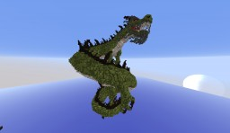 Chinese Dragon Minecraft Map & Project