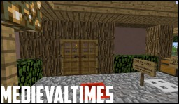 MedievalTimes [ADMINS NEEDED] [ROLEPLAY] [1.8.7] Minecraft Server