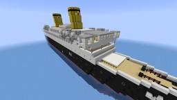 SS Gvatemalia Minecraft Map & Project