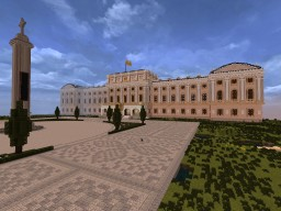 Heavenly Palace Minecraft
