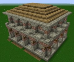 Medieval/Renaissance House Minecraft Project